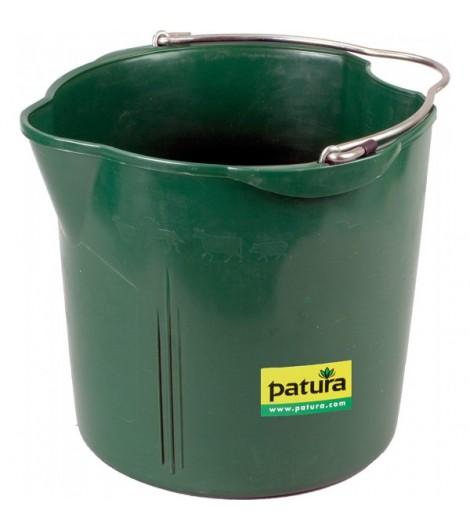 Kunststoff-Eimer, 18 Liter mit Ausguss