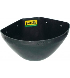 Kunststoff-Ecktrog, klein, 16 Liter