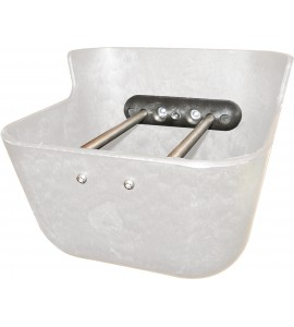 Fohlengitter für Kunststoff - Trog klein, 7 l
