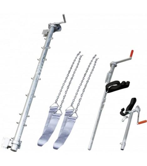 Klauenpflege-Set kpl. für A7500/A8000