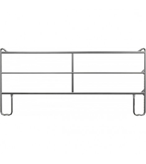 Panel-3, Länge 3,60 m, H: 1,70 m