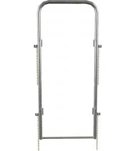 Rahmen für Treibgang Breite 0,88 m, Höhe 1,95 m, vz