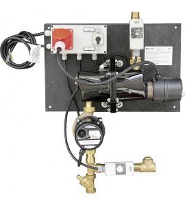 Umlaufheizsystem Mod. 311mit Rücklauftemperatur-Steuerung