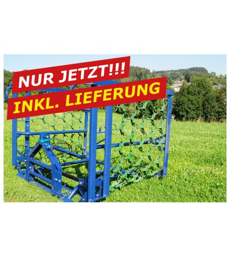 AF - Wiesenegge 4m 5reihig Dreipunkt hydr.