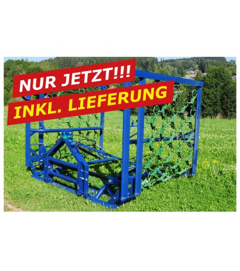 AF - Wiesenegge 5m 5reihig Dreipunkt hydr.