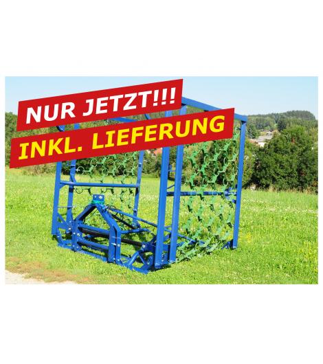 AF - Wiesenegge 6m 5reihig Dreipunkt hydr.