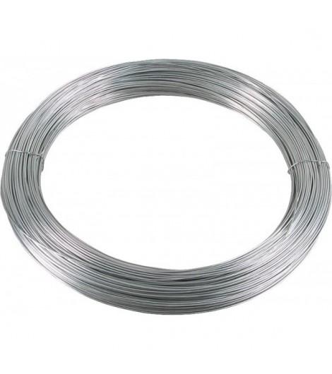 Glattdraht 1,8 mm, verzinkt, 5 kg Ring mit ca. 250 m