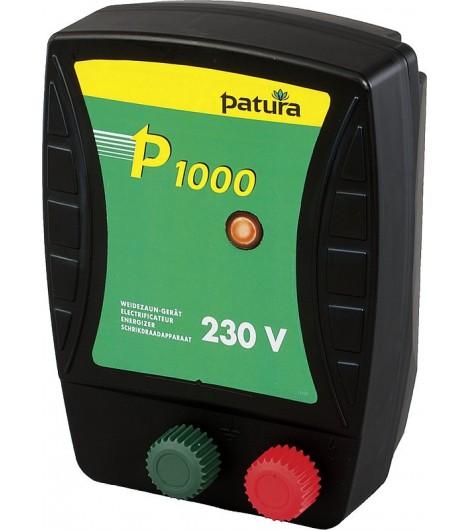 P1000, Weidezaun-Gerät für 230 V Netzanschluss