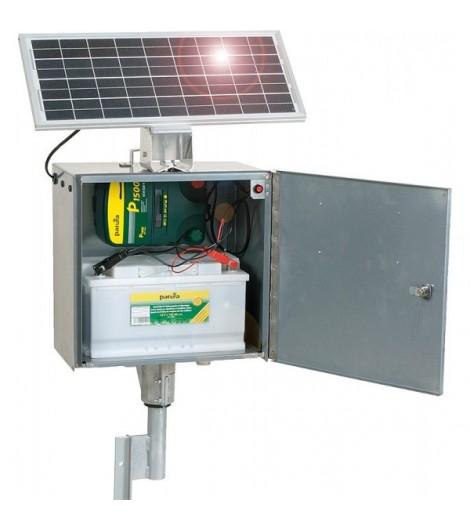 P1500, Multifunktions-Gerät, 230V/12V mit elektrifizierter Box und Erdstab