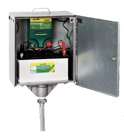 P3500, Multifunktions-Gerät, 230V/12V, mit elektrifizierter Box und Erdstab