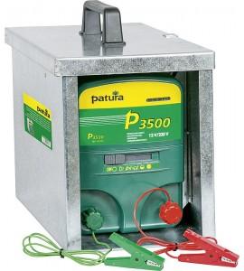 P3500, Multifunktionsgerät 230V/12V mit geschlossener Tragebox Compact