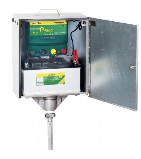 P4500, Multifunktions-Gerät, 230V/12V mit elektrifizierter Box und Erdstab