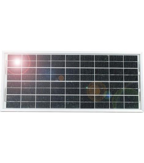 Solarmodul 15 Watt, mit Halter für Maxibox