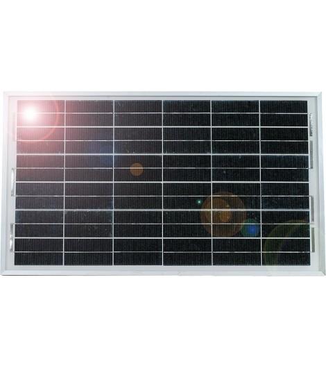 Solarmodul 25 Watt, ohne Halter