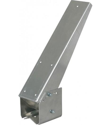 Solarmodul 25 Watt, mit Universalhalter