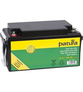 Super-Vlies-Akku 12 V / 88 Ah C100 wartungsfreie Vliesbatterie