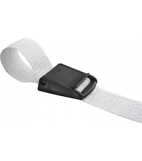 Breitbandklemme 40 mm, Kunststoff, für Breitband 30-40 mm (3 Stück / Pack)