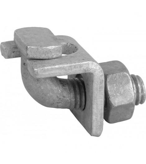 Winkelklemme, verzinkt für Seile und Drähte (5 Stück / Pack)