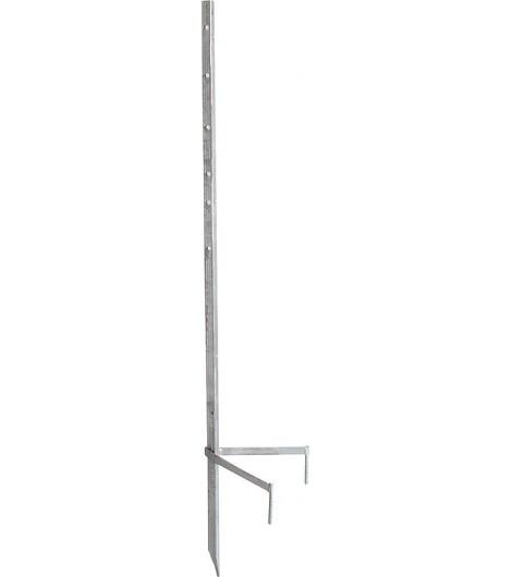 Standard-Montagepfahl, für bis zu 3 Haspeln, Zaunhöhe bis 1,00 m