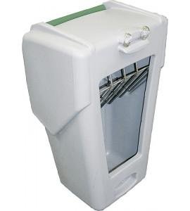 Futterautomat Kunststoff, für Kälberhütten