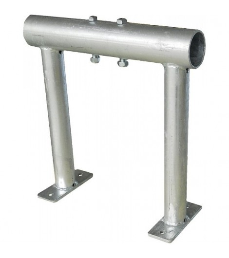 Montagebock für Tiefbox 400 x 420 mm mit 2 Klemmschrauben