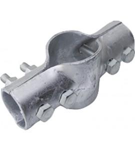 """Doppel-T-Schelle, 76 mm x 60 mm 2 1/2"""" x 2"""""""