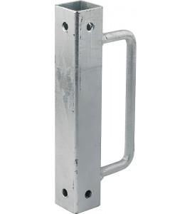 Riegelhalter, einfach, für Tore R3, vz