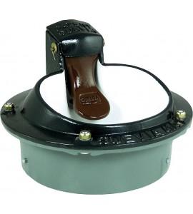 Zungenventil-Becken Mod. 41A, heizbar