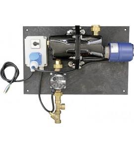 Umlaufheizsystem Mod. 303 mit Thermostat und Umlaufpumpe