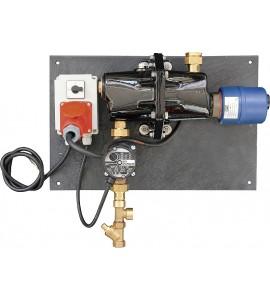 Umlaufheizsystem Mod. 300 mit Thermostat und Umlaufpumpe