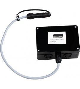 Doppel-Antennen-Adapter zum Anschluß von 2 Antennen